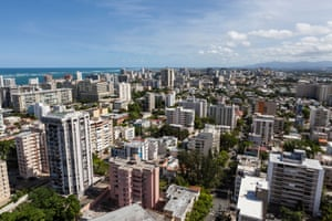 Downtown San Juan, Puerto Rico