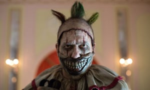 Twisty the Clown in American Horror Story … you've got to love him.