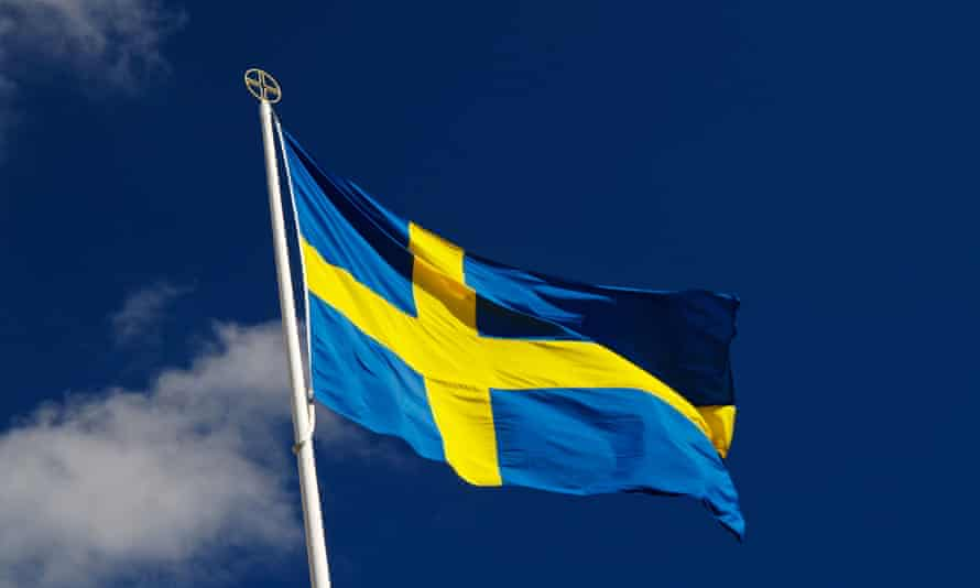 The top three countries from which asylum seekers came to Sweden in 2013 were Syria, Eritrea and Somalia.