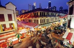 Singapore, Smith Street