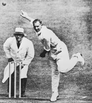 Cricketer Hedley Verity, about whom Chris Waters' 10 for 10 is written.