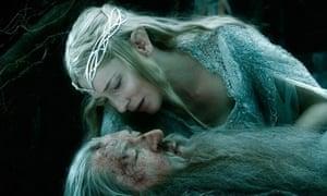 The Hobbit Battle of the Five Armies film still