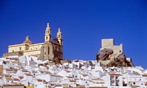 Olvera Spain thalidomide