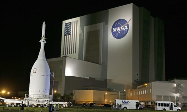 orion nasa cape canaveral