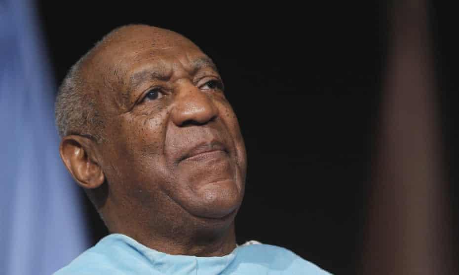 Comedian Bill Cosby attends Temple University's commencement ceremonies in Philadelphia.