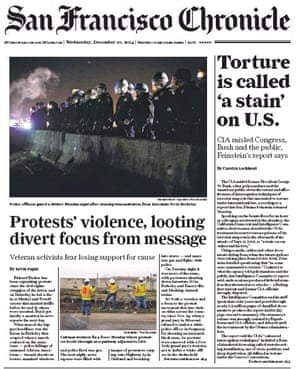 San Francisco Chronicle - Turture called 'a stain' on U.S