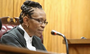 Judge Thokozile Masipa