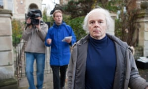 Jason Watkins plays the retired teacher in ITV's forthcoming drama, The Lost Honour of Christopher Jefferies.