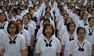 Thailand school