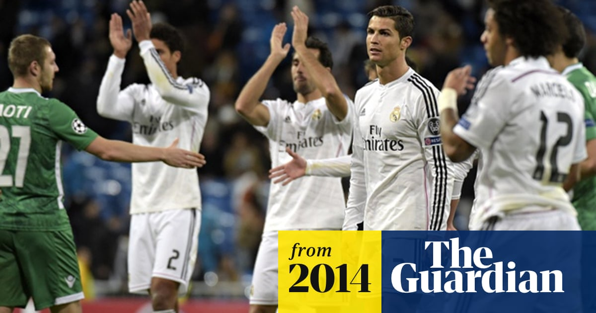 Real Madrid's Carlo Ancelotti hails club's new record of 19