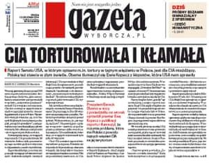 Gazeta - Poland - CIA Torturowala i Klamala