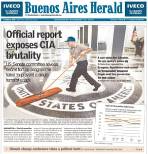 Buenos Aires Herald - CIA brutality