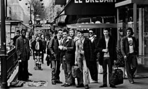 Jerry Dammers specials Paris 1980 Chalkie Davies