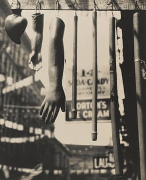 Votive Candles, New York City,1929 by Walker Evans