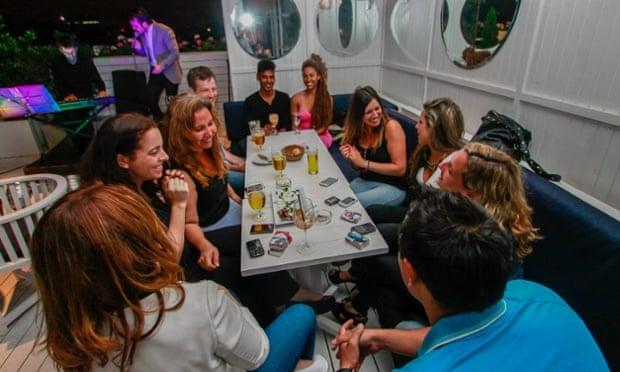 Sky Bar, Microcentro, Buenos Aires