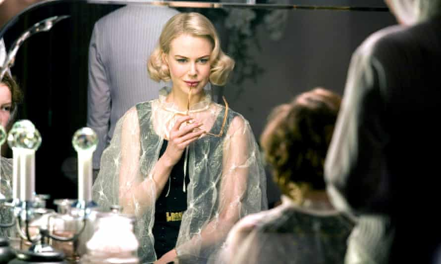 Wickedly charismatic … Nicole Kidman as Mrs Coulter