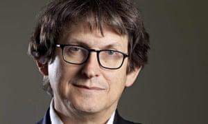 The Guardian editor Alan Rusbridger