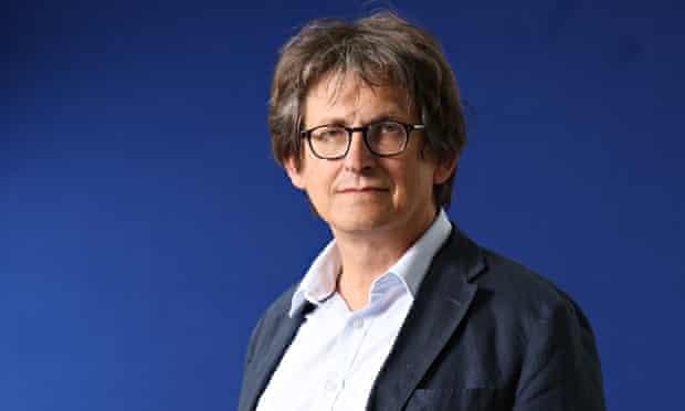 Alan Rusbridger, editor-in-chief of the Guardian.