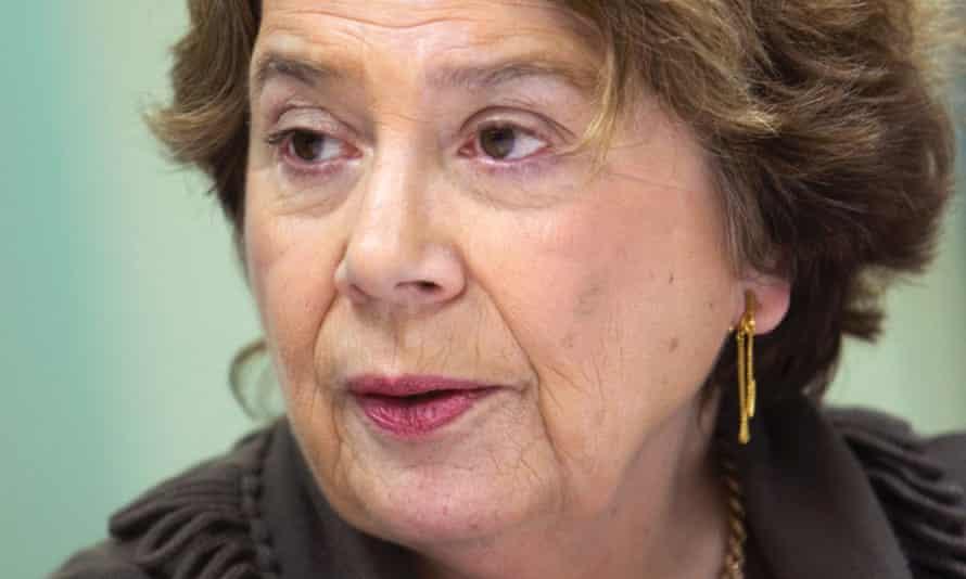 Liz Forgan, chair of the Scott Trust.