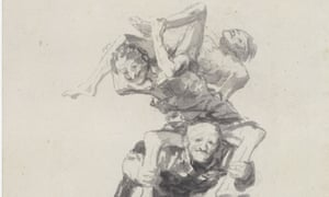 Goya's 'witches and old women' drawings to be reunited at