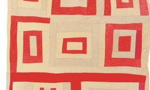 Housetop—eight-block variation
