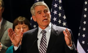 Mark Udall, who lost his Colorado seat in the midterms.