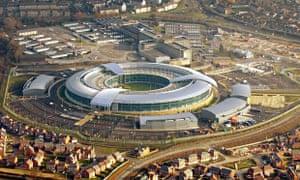 GCHQ mass surveillance programmes