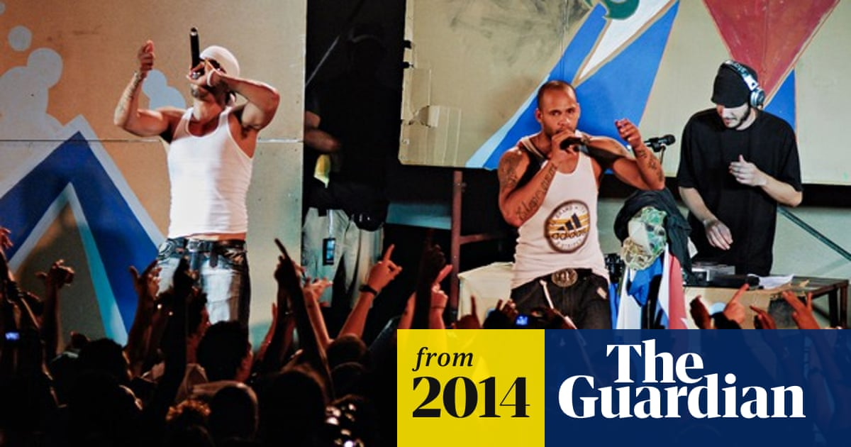 US agency infiltrated Cuban hip-hop scene to spark youth