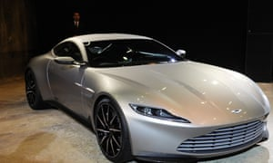 Aston Martin To Issue Bond Real Bonds Business The Guardian