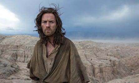 Last Days in the Desert Ewan McGregor Jesus