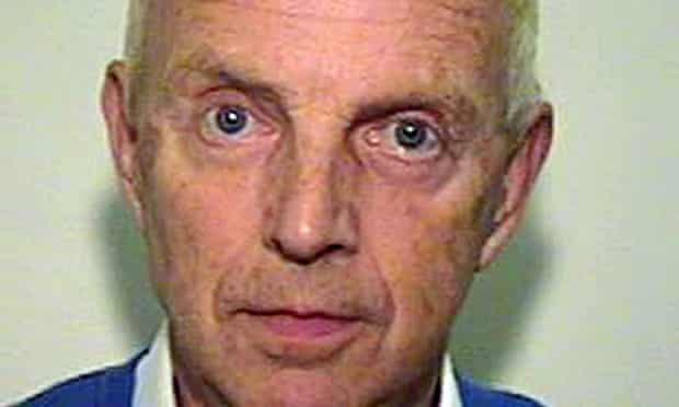 Ray Teret was jailed for a string of historical sex offences against 11 women