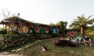 """A tropical Hobbit hideaway, this shire in Thailand is a pretty convincing recreation of Bilbo's abode. Located in Sikhio, two hours from Bangkok, the accommodation only has one rule: """"Live like Hobbit!"""""""