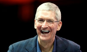 Tim Cook: son of an engineer and drugstore worker.