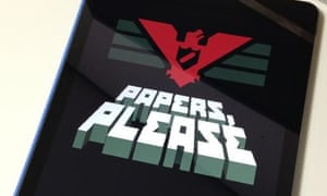 Papers, Please for iPad
