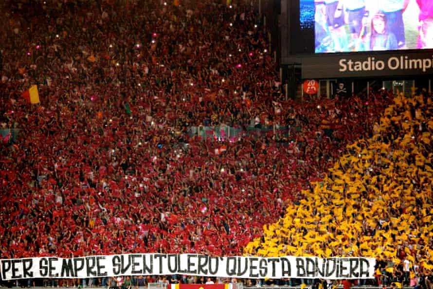 Roma v Bayern