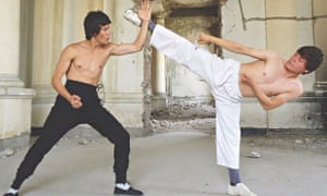 Bruce Lee Bruce Hazara
