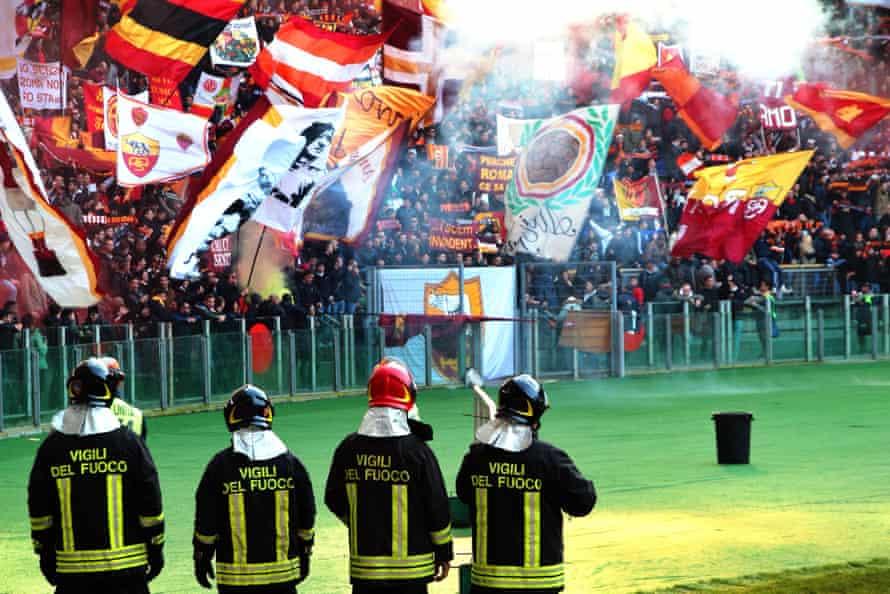 Roma v Catania