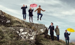 Belle & Sebastian's new album Girls in Peacetime Want to Dance is filled with 'beautiful songs about imperfect lives'.