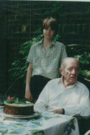 Charles Lambert father birthday