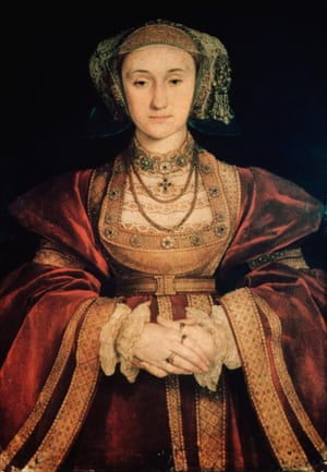 Wife no 4, Anne of Cleves.