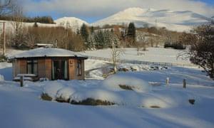 Loch Tay Highland Lodges, Scotland