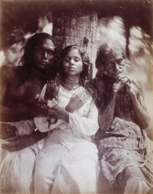 A group of Kalutara peasants, 1878.