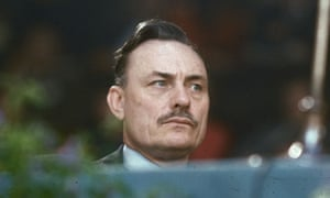 Enoch Powell, circa 1965 ... 'He elevated his phobia to a political position, and there was no going back.'