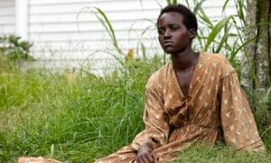 Lupita N'yongo in 12 Years a Slave