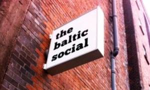 The Baltic Social, Liverpool