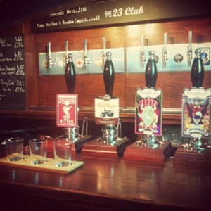 Top 10 craft beer pubs in liverpool travel the guardian for Best craft beer club