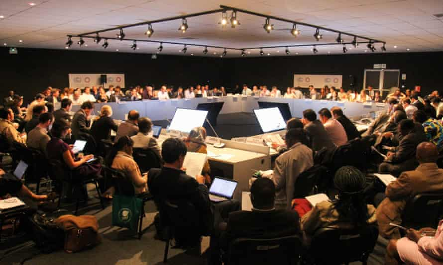 Conference of the Parties (COP) informal consultations on climate finance