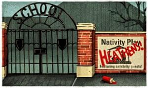Ben Jennings on nativity plays