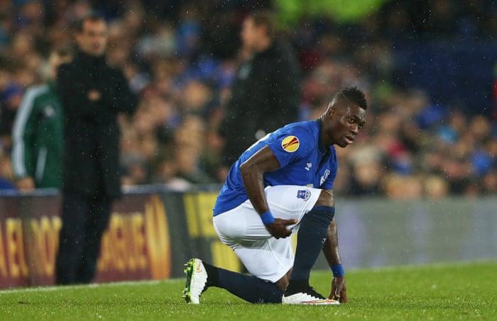 Everton v FC Krasnodar: Europa League – as it happened