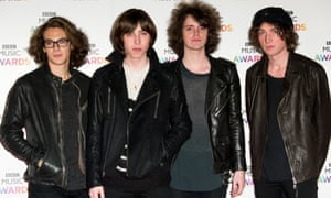 Catfish and the Bottlemen at the BBC Music Awards (Photo by Ian Gavan/Getty Images).